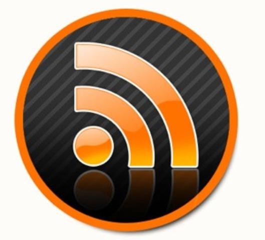 se crea rss para compartir contenido web