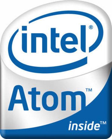 se crea el microprosesador intel atom