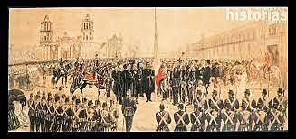 Para 1867 Ya todo el país apoyaba a los liberales