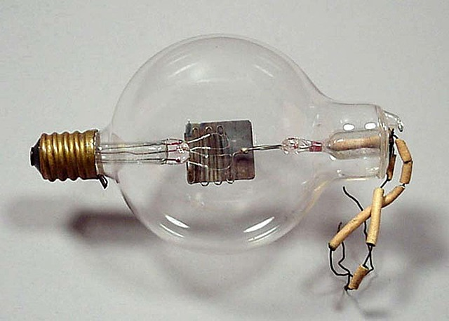 The Audion tube