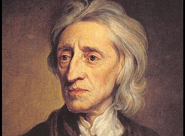 John Lockes birth