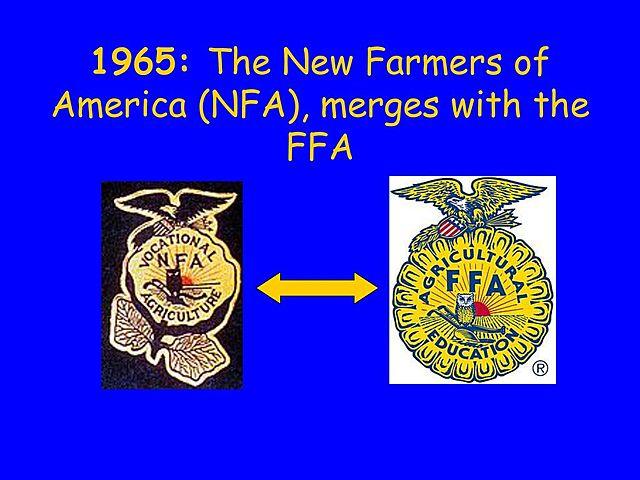 NFA Merges With FFA