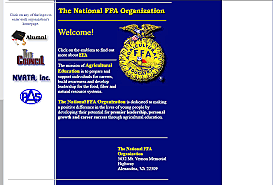 FFA Website Created