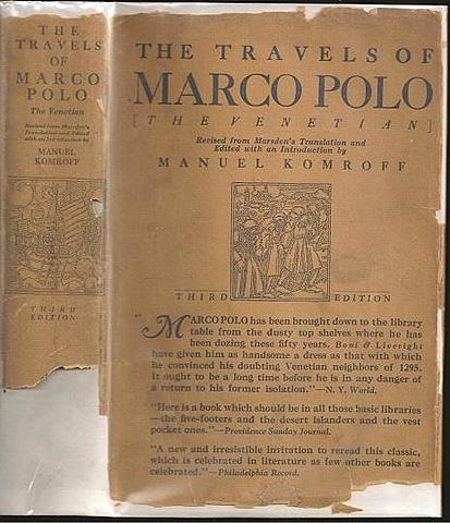 Polo Imprisoned and Writes His Book