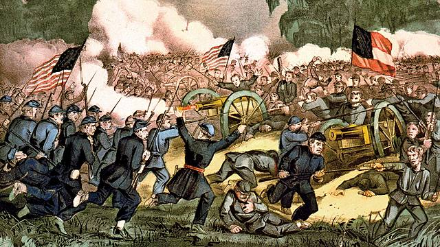 Civil War Start