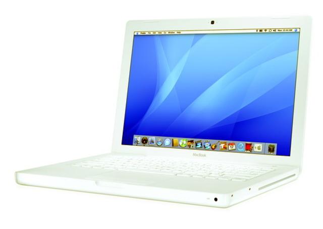 Mac Book Blanco 3Gs