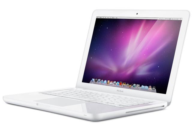 MacBook Blanco 4Gs
