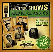 shows on the radio