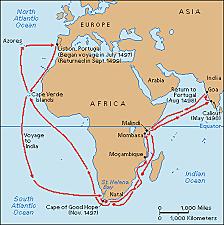 Bartolomeu Dias: sailed for the country Portugal