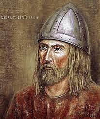 Leif Erickson: sponsored by the country of Scandinavia