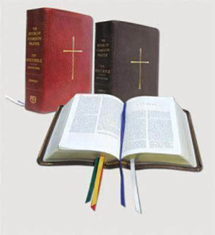 The Book of Common Prayer and the New Testament