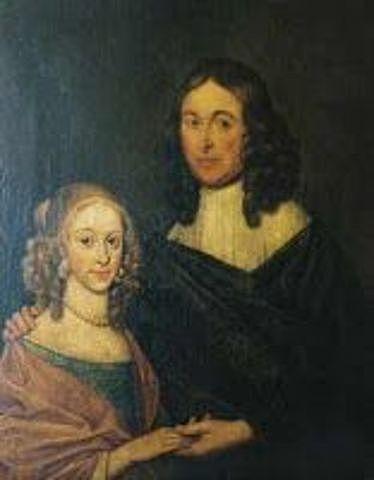 William Shakespeare married