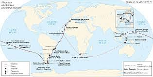 Ferdinand Magellan the Portuguese explorer.