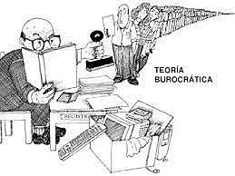 La Teoría de la Burocracia