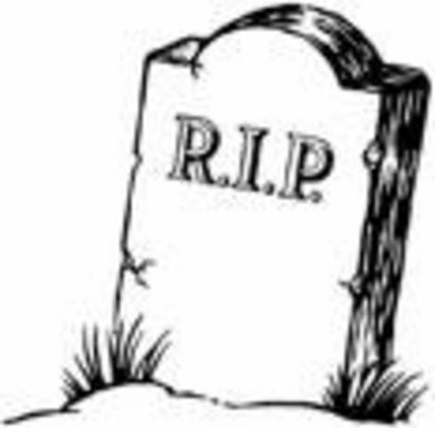 Muerte de mi abuelo