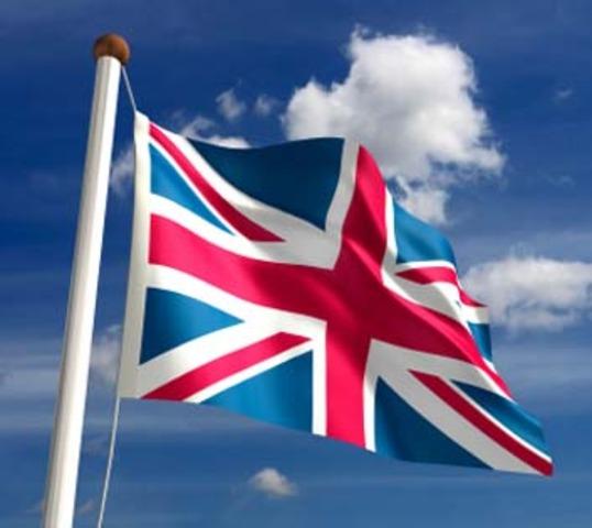 Gobierno Britanico