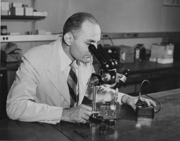 Primeros departamentos de Control de Calidad en famosos laboratorios