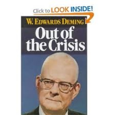 """""""Out of the crisis"""""""