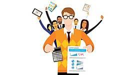 La profesión contable y sus hechos mas importantes timeline