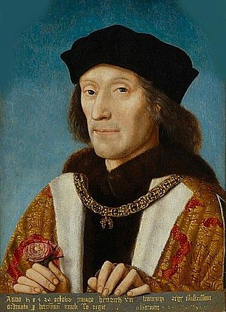 Reinado de Enrique VII