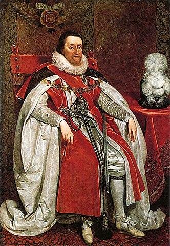Reinado de Jacobo I