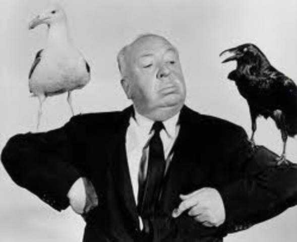 Alfred Hitchcock's Death