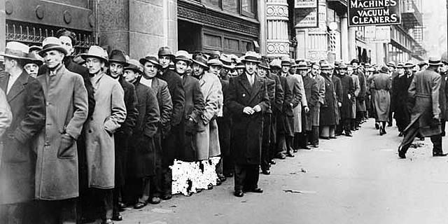 Después de la crisis de 1929.