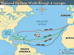 Amerigo Vespucci: Led a voyage funded by Spain