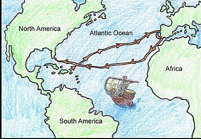 Christopher Columbus Sailed for Spain in 1492