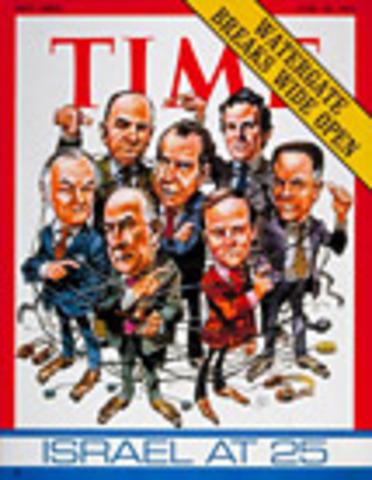 """""""Watergate Seven"""""""