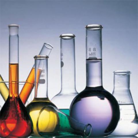 El interés se centra en la industria química