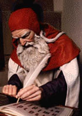 1460–1500 Robert Henryson