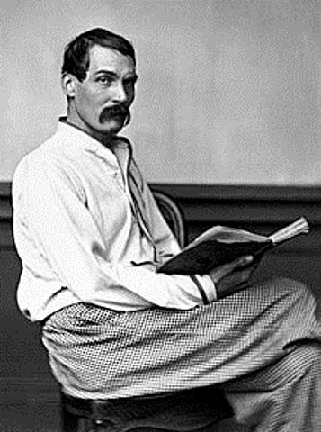 1885 Richard Burton