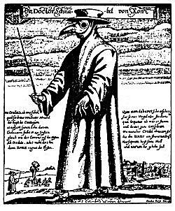 """""""Den sorte død""""/Pesten"""