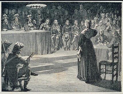Ejecución de María Antonieta.