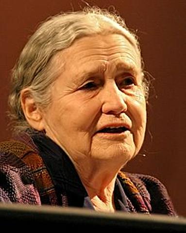 1919-2013 Doris Lessing