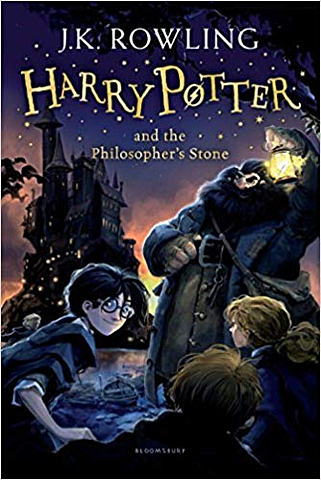 1997 Harry Potter and the philosopher's stone