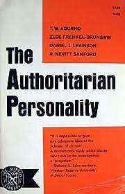 Modello della personalità autoritaria - Adorno