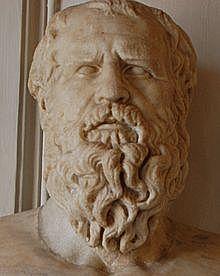 -Heraclitus of Ephesus