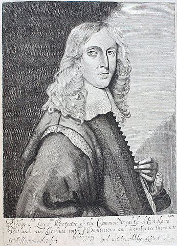 Richard Cromwell Resigns/Restoration Begins