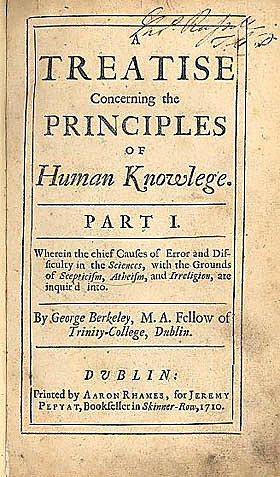 Treatise on the Principles of Human Knowledge