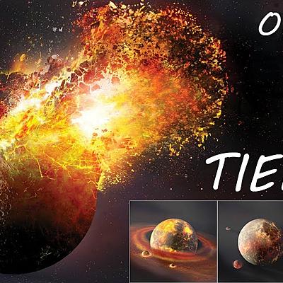 ORIGEN E HISTORIA DE LA TIERRA timeline