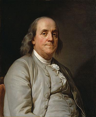 Benjamin Franklin, Thomas Paine emigrates