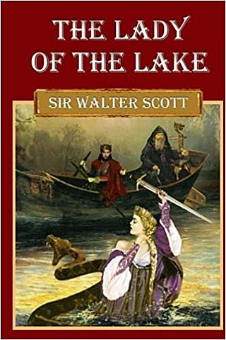 Walter Scott's poem Lady of the Lake