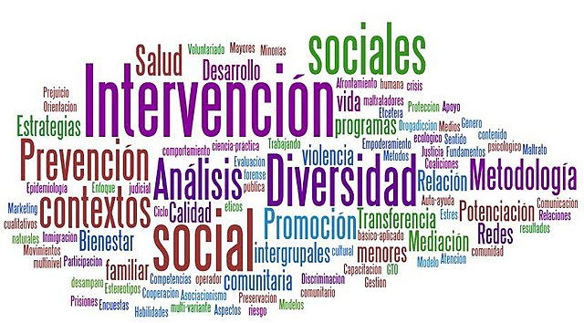 Inclusiòn de Materias de trabajo social 1950
