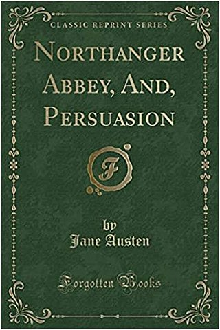 Jane Austen and two novels