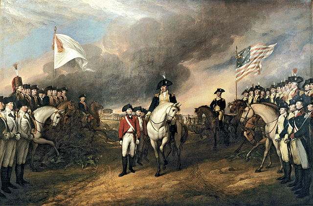The American Revolution.