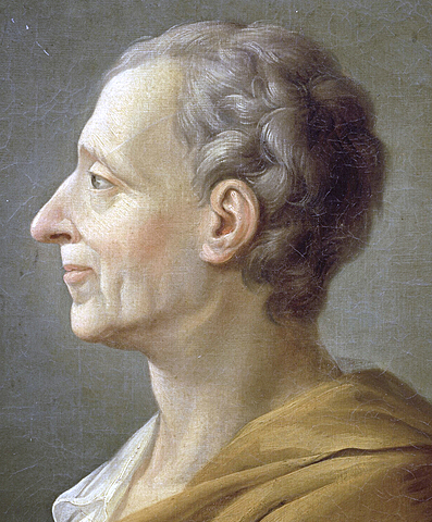 Spirit of the Laws by Montesquieu