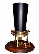 Alexander Graham Bell inventa el micrófono líquido, que utiliza ácido sulfúrico y agua desplazada para producir señales eléctricas