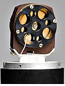 El micrófono de condensador es inventado por E.C. Wente (Western Electric).